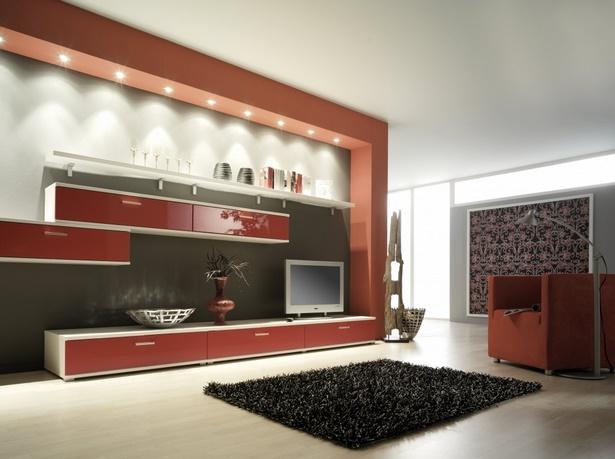 Decken dekoration wohnzimmer for Wohnung renovieren ideen