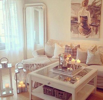 deko ecke wohnzimmer