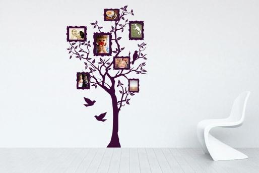 deko f r wand im wohnzimmer. Black Bedroom Furniture Sets. Home Design Ideas