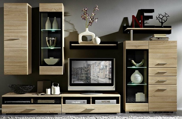 deko f r wohnzimmerschrank. Black Bedroom Furniture Sets. Home Design Ideas