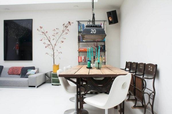 deko ideen esstisch. Black Bedroom Furniture Sets. Home Design Ideas