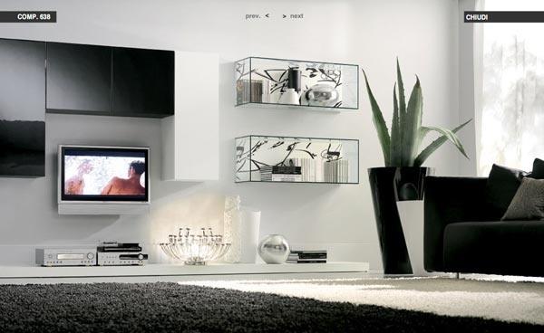 deko ideen modern. Black Bedroom Furniture Sets. Home Design Ideas