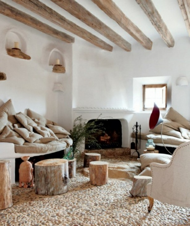 deko ideen selbermachen wohnzimmer. Black Bedroom Furniture Sets. Home Design Ideas