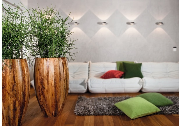 Deko pflanzen wohnzimmer for Raumgestaltung mit zimmerpflanzen