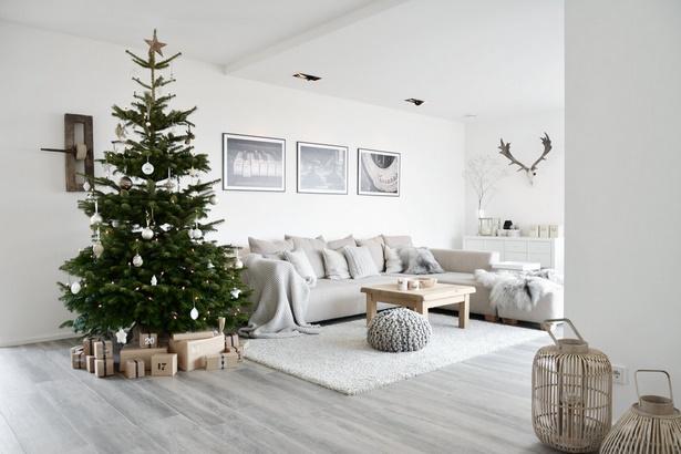 Deko weihnachten wohnzimmer for Studentenzimmer dekorieren