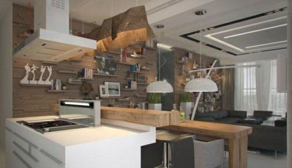 Herrlich Holz Dekoration Wohnzimmer In Wohnzimmer