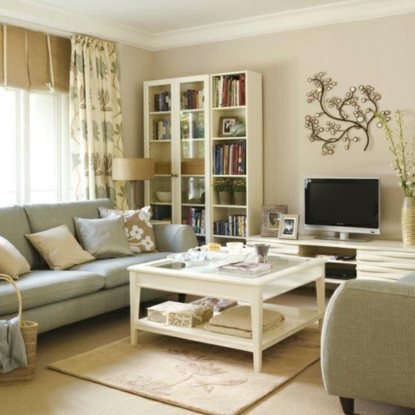 deko wohnzimmer regal On dekoration wohnzimmer regal