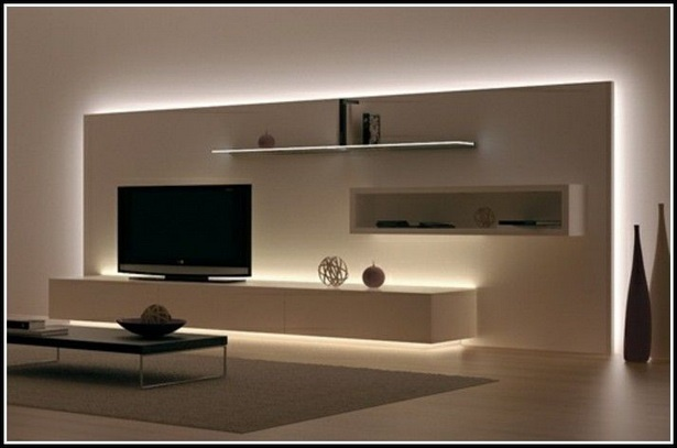 Wohnzimmerwnde Gestalten Dekoration : Deko wohnzimmer wand