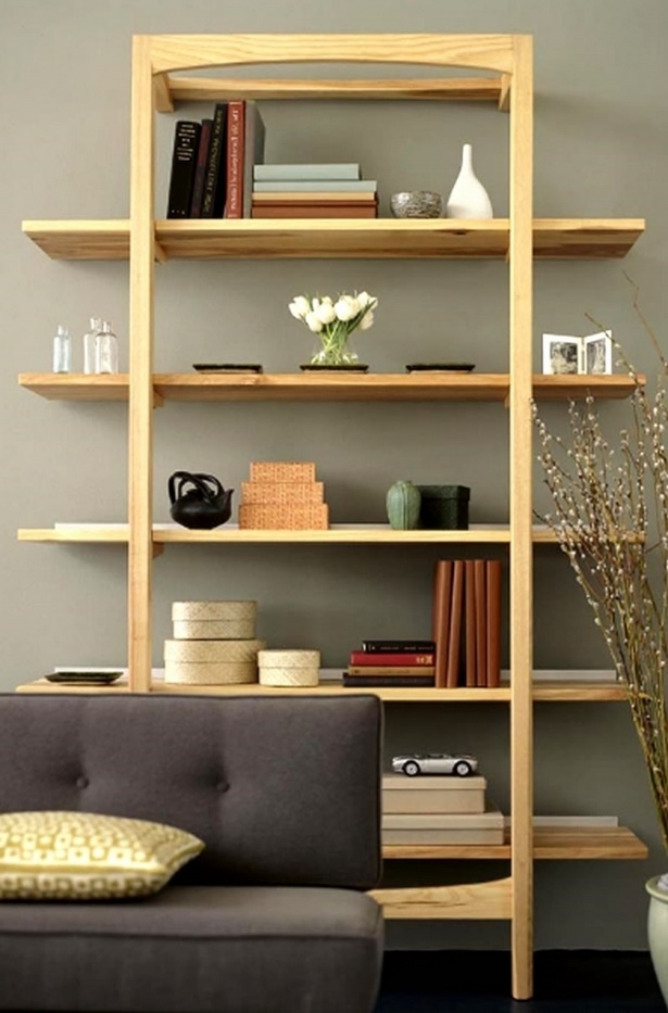dekoideen f r regale. Black Bedroom Furniture Sets. Home Design Ideas