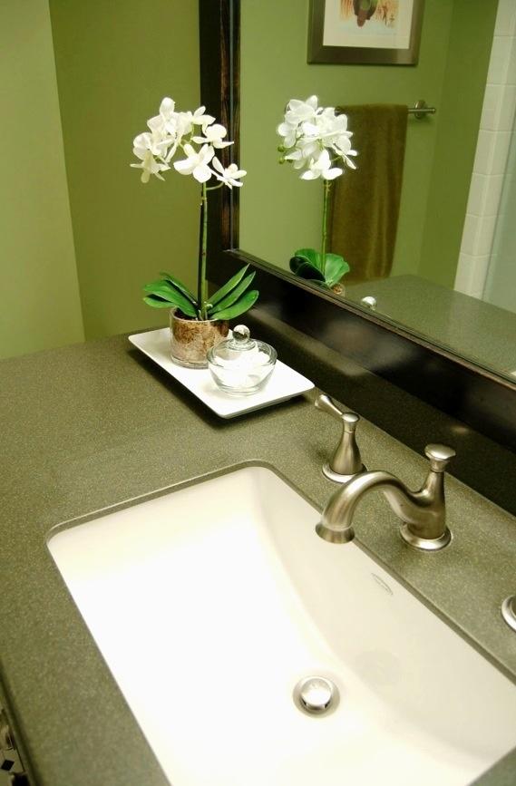 dekoideen f rs bad. Black Bedroom Furniture Sets. Home Design Ideas