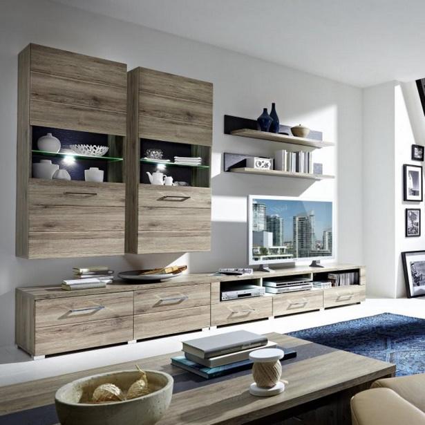 dekoideen wohnwand. Black Bedroom Furniture Sets. Home Design Ideas