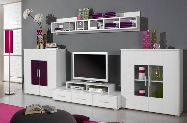 dekoration f r wohnzimmerschrank. Black Bedroom Furniture Sets. Home Design Ideas