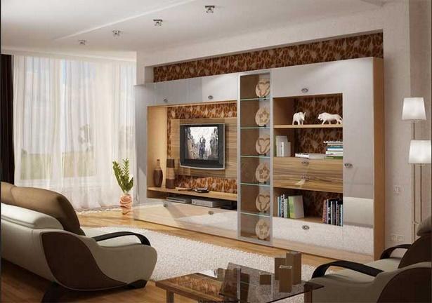 Wohnzimmer dekoration modern inspiration for Dekoration modern wohnen