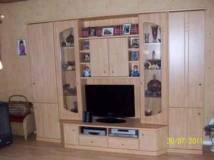 dekoration wohnzimmerschrank. Black Bedroom Furniture Sets. Home Design Ideas