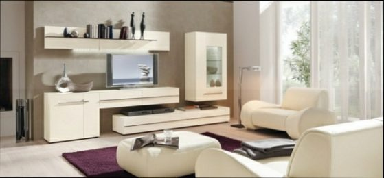 Elegante deko wohnzimmer