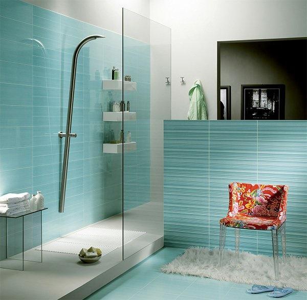 Fliesen ideen für kleines bad
