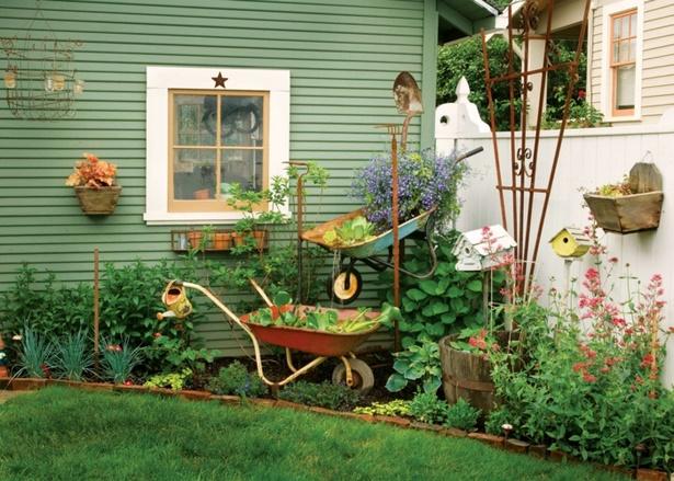 Gartendeko ideen for Originelle gartendeko