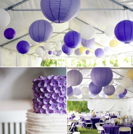 Ideen f r raumdeko for Hochzeit raumdeko
