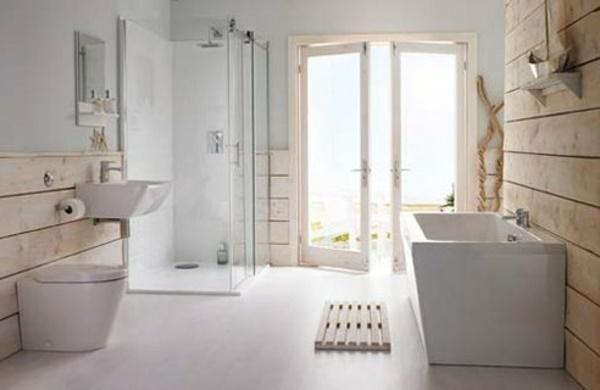 inspirationen badezimmer im landhausstil. Black Bedroom Furniture Sets. Home Design Ideas