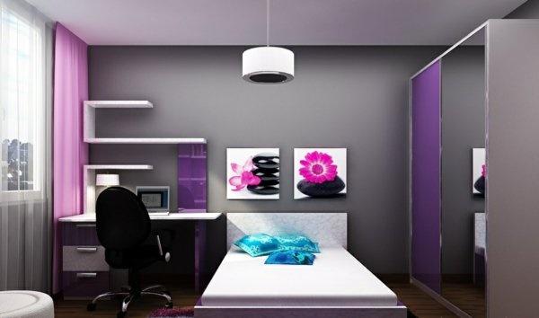 jugendzimmer einrichten m dchen. Black Bedroom Furniture Sets. Home Design Ideas