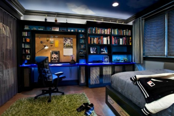 jugendzimmer einrichtung modern. Black Bedroom Furniture Sets. Home Design Ideas