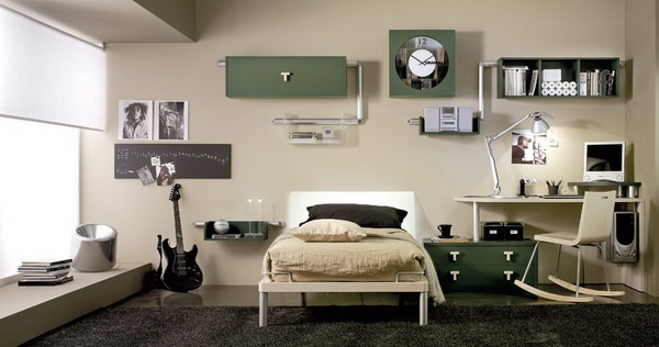 jugendzimmer f r jungs gestalten. Black Bedroom Furniture Sets. Home Design Ideas