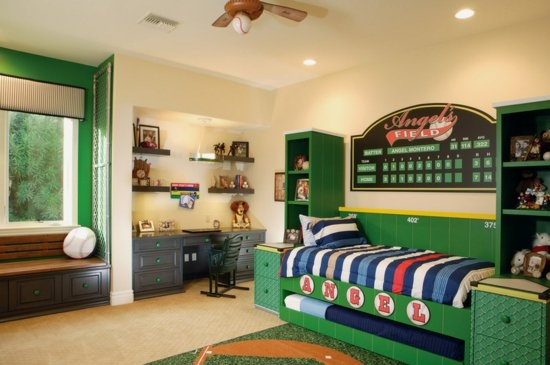 jugendzimmer f r jungs gestalten. Black Bedroom Furniture Sets. Home Design Ideas