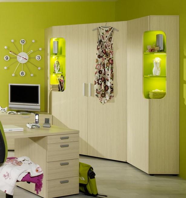 jugendzimmer gr n wei. Black Bedroom Furniture Sets. Home Design Ideas