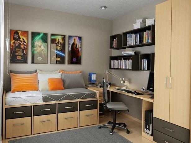 jugendzimmer ideen f r kleine zimmer. Black Bedroom Furniture Sets. Home Design Ideas