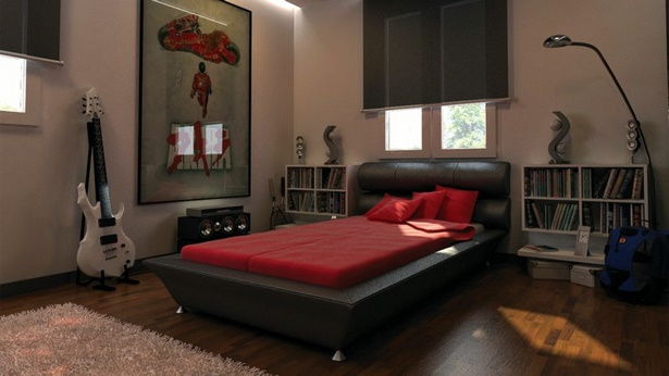 jugendzimmer ideen jungen. Black Bedroom Furniture Sets. Home Design Ideas