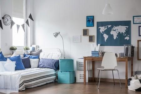 jugendzimmer jungen einrichtungsideen. Black Bedroom Furniture Sets. Home Design Ideas