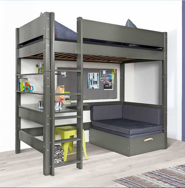 jugendzimmer komplett mit hochbett. Black Bedroom Furniture Sets. Home Design Ideas