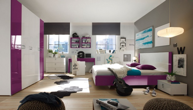 jugendzimmer maedchen modern. Black Bedroom Furniture Sets. Home Design Ideas