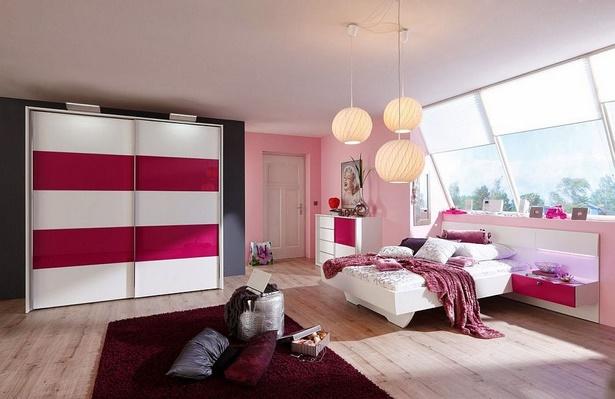 Jugendzimmer m dchen wei for Jugendzimmer modern design