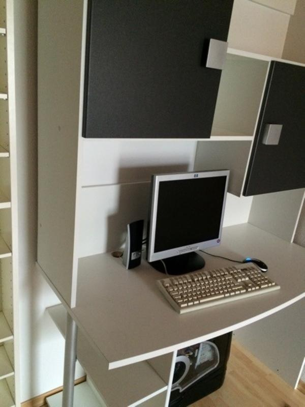 kinderbett mit schreibtisch hochbett kinderbett mit. Black Bedroom Furniture Sets. Home Design Ideas