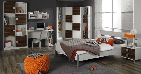 jugendzimmer modern einrichten. Black Bedroom Furniture Sets. Home Design Ideas