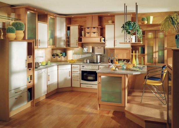 stunning dekoration f r die k che ideas. Black Bedroom Furniture Sets. Home Design Ideas
