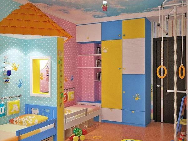 Kinderzimmer komplett junge - Madchen kinderzimmer komplett ...
