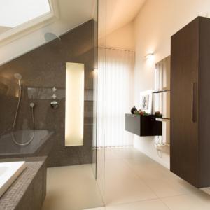 kleine duschb der ideen. Black Bedroom Furniture Sets. Home Design Ideas