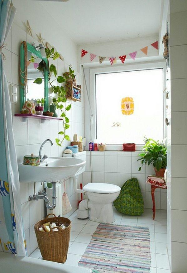 Kleines bad dekorieren for Badezimmer dekorieren tipps