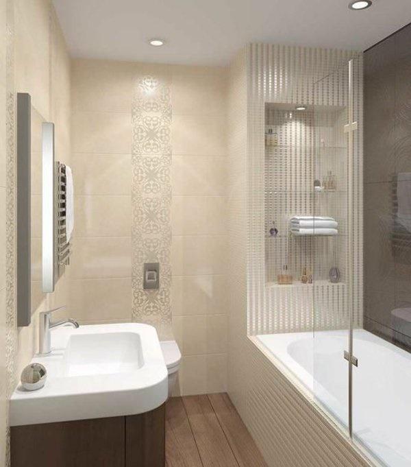 Kleines bad dusche und badewanne for Wohnzimmerecke gestalten