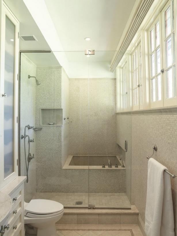 Kleines bad mit dusche und badewanne for Bad und dusche gestaltung
