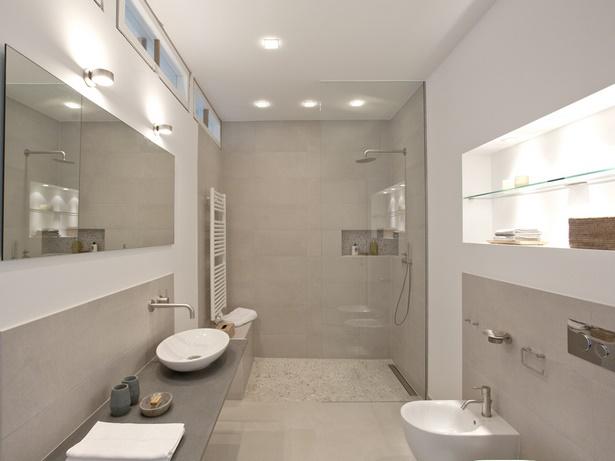 Kleines bad modern gestalten