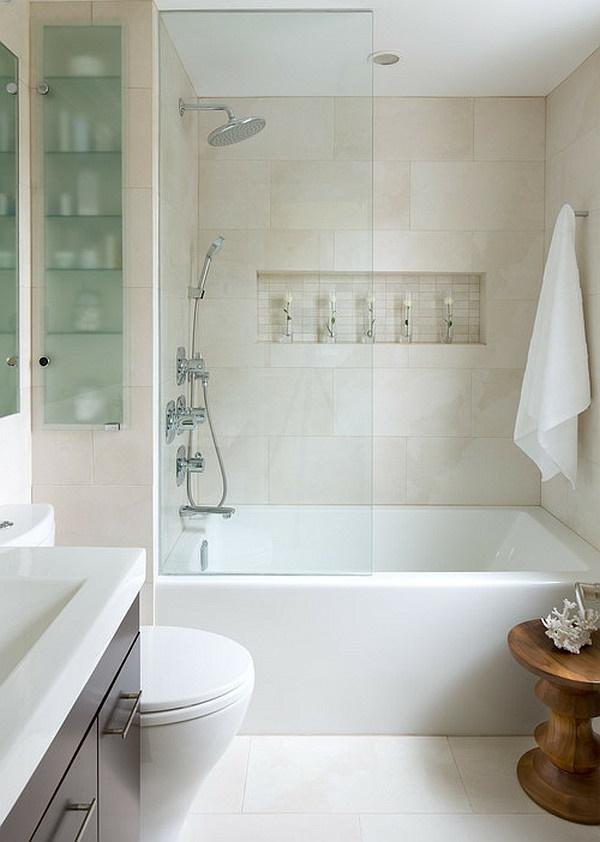 Kleines badezimmer gestalten ideen