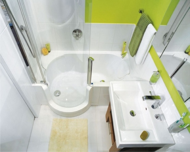 Kleines badezimmer neu gestalten