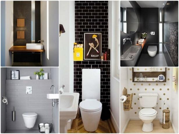 kleines wc einrichten. Black Bedroom Furniture Sets. Home Design Ideas