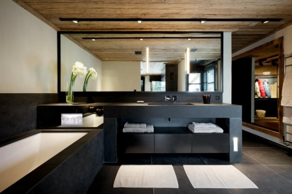 Luxus badezimmer modern