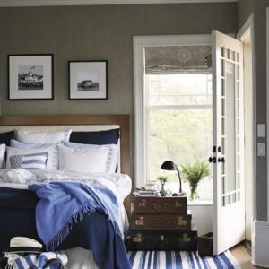 Maritime deko schlafzimmer - Zimmer maritim gestalten ...