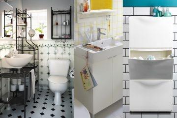 Mini badezimmer einrichten for Kleines badezimmer gestalten ideen