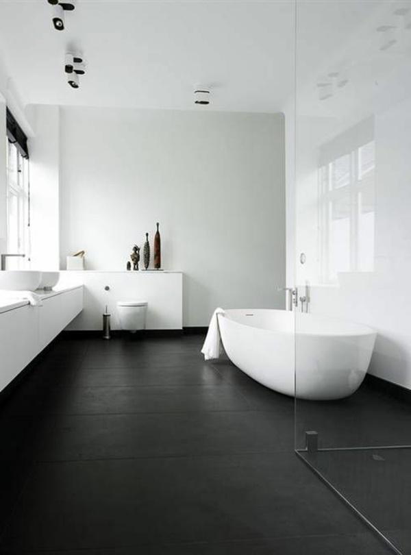 Moderne badezimmer b den for Design vinyl badezimmer